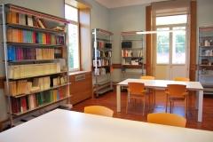 Primera Planta: Biblioteca