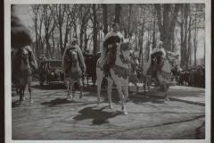 Burgos. Credenciales de Manchoukuo y Japón