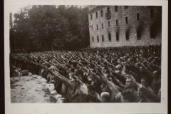San Pedro de Cardeña 22 de septiembre de 1938. Prisioneros internacionales. / San Pedro de Cardeña September 22, 1938. International prisoners.