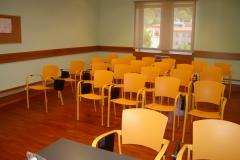 Aula de Enseñanza de Español/Spanish Teaching Classroom