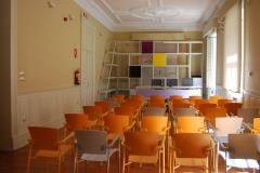 Salón de actos/Assembly hall