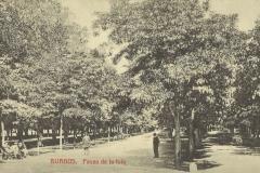 Paseo de la Isla. Burgos