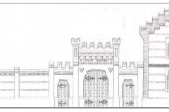 Palacio de la Isla. Acceso. (AMB., 18-342)