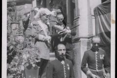 La Orden de Malta cumplimenta a Franco.