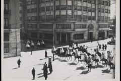Entrega de Cartas Credenciales en Burgos y el mariscal Pétain