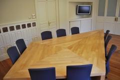 Espacio de trabajo de la sala de reuniones
