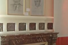 Exposición Félix de la Vega. Galería de escritores modernos y contemporáneos de CyL