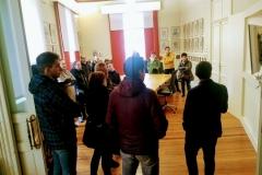 Visita cultural al Palacio de la Isla