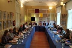 Reunión del Patronato que conforma el Instituto Castellano y Leonés de la Lengua