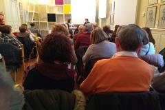 Reunión del club de lectura 'La Acequia'