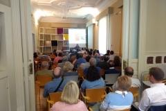 Conferencia de la profesora de la UBU Sonia Serna 'El Cid a través de los documentos: persona, historia, leyenda'